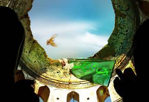 Imam Hadi by shiagraphic