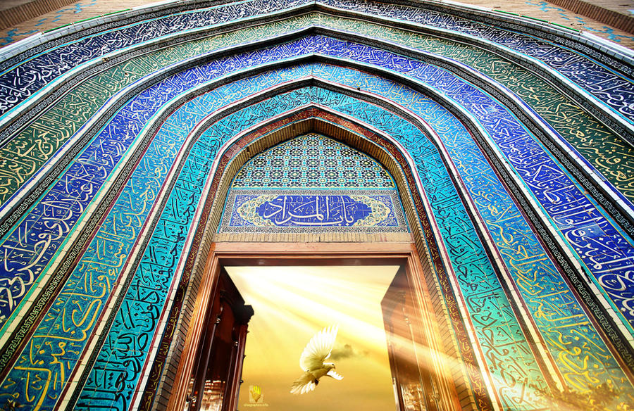 babol morad(emam kazem) by shiagraphic