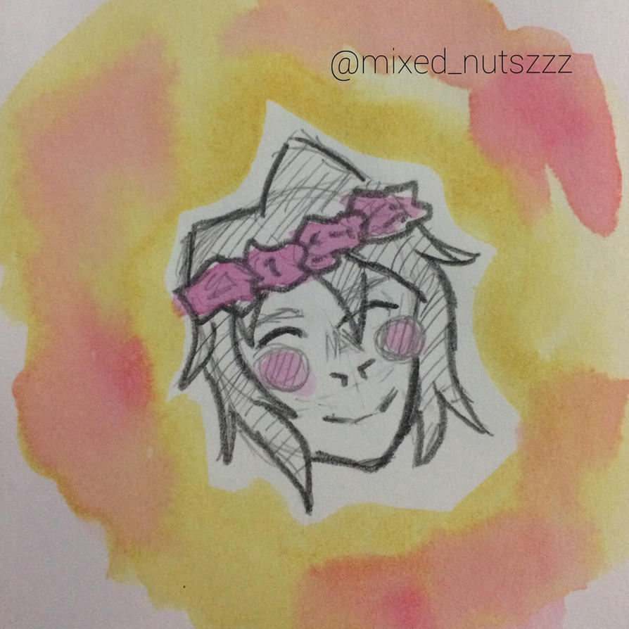 Flower crown  by IIIameliaIII