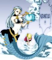 Aquatic Bond by EllaYuki