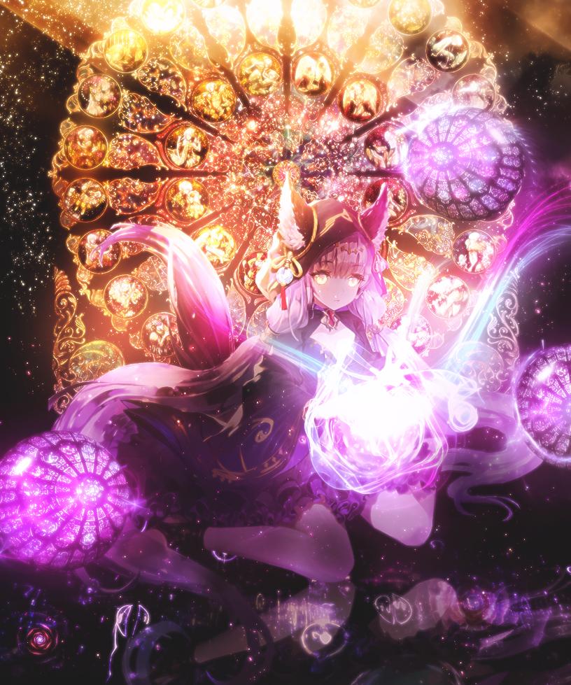 Magic Taboos by Tsukihara-Kaori
