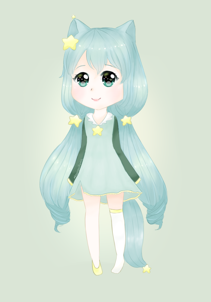G: sora shizuka by xBerrySilver
