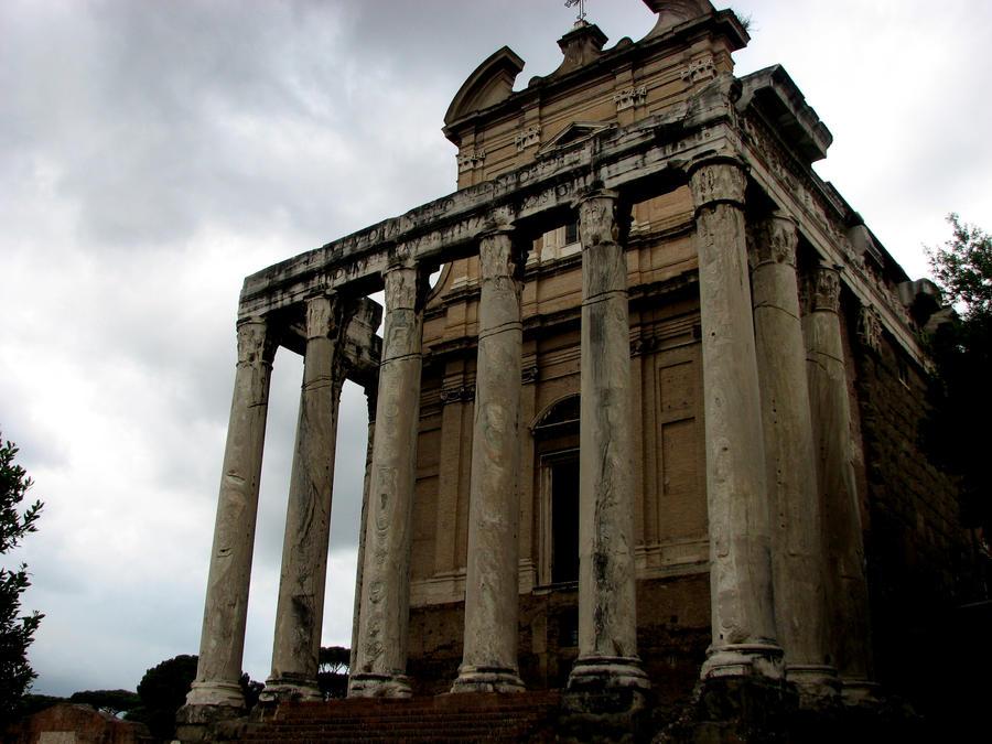 roman architecture by kacantol on deviantart