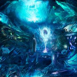 Veins Of Origin by SoulAsphxyArts