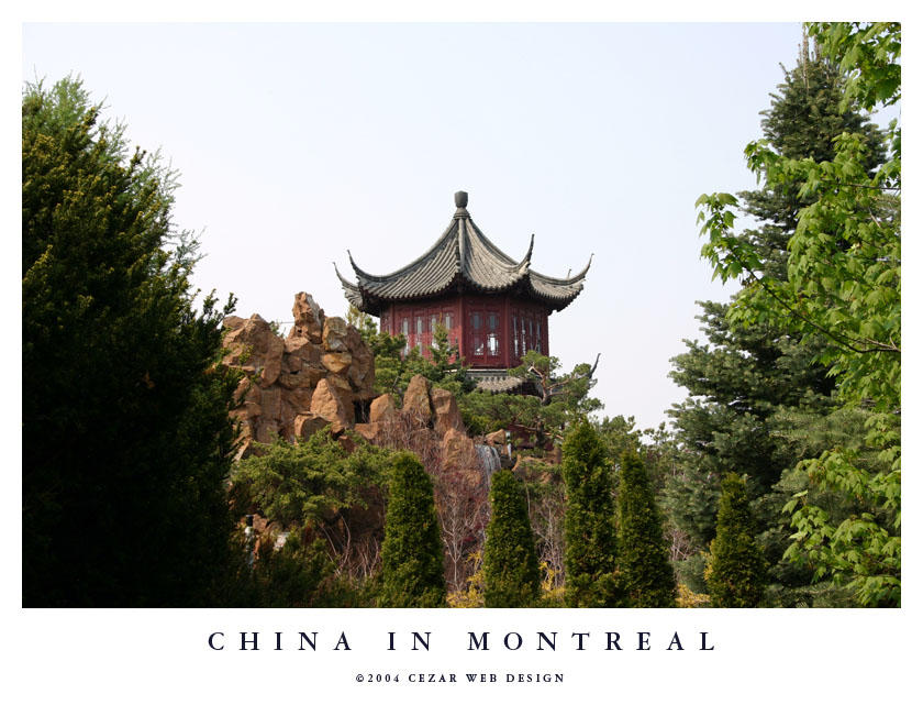 China in Montreal by cezars