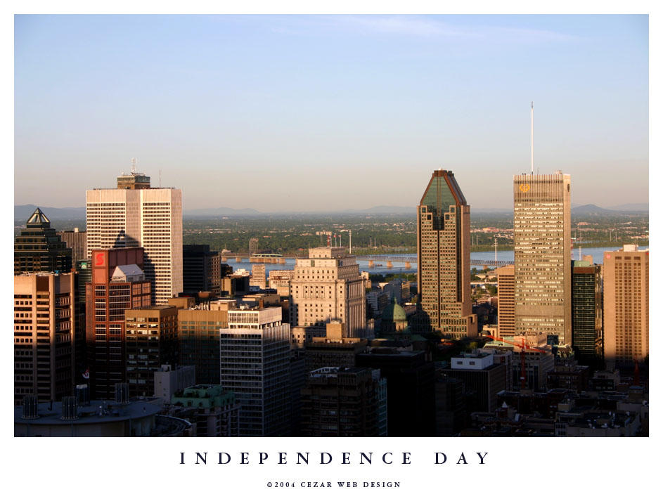 Independence Day by cezars