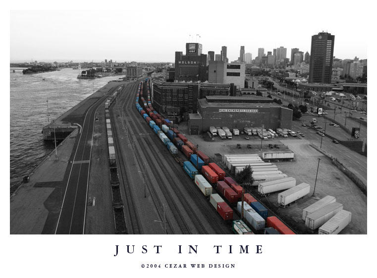 Just In Time by cezars