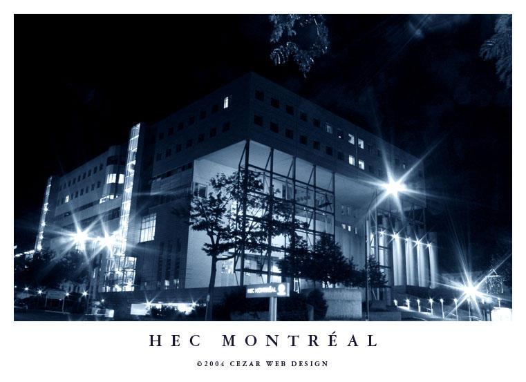 HEC Montreal by cezars