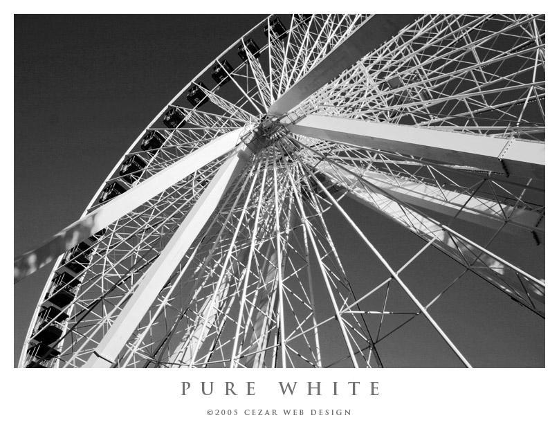 Pure White by cezars