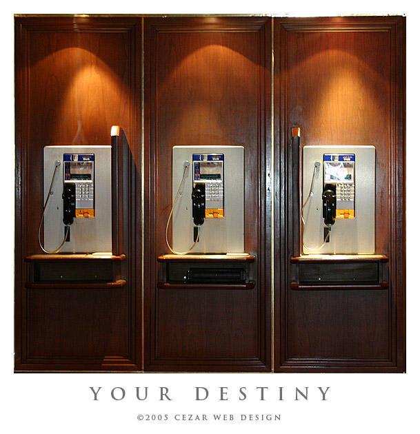 Your Destiny by cezars