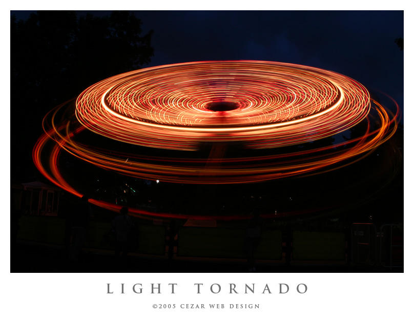 Light Tornado by cezars