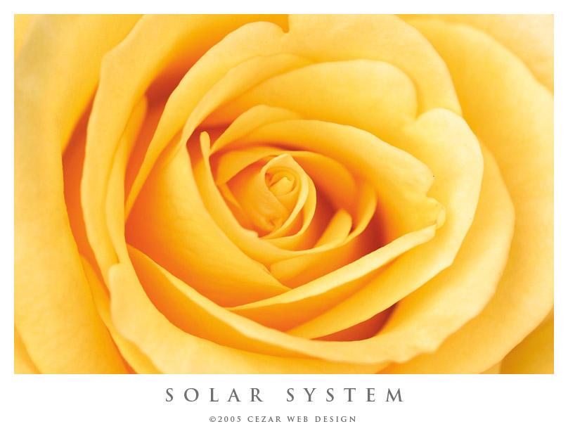 Solar System by cezars