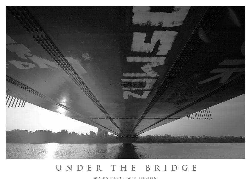 Under the Bridge by cezars