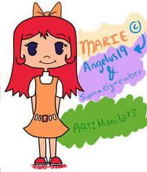 Marie (Otro estilo) by Monitax3