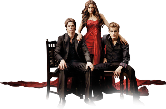 The Vampire Diaries PNG by aktakatka