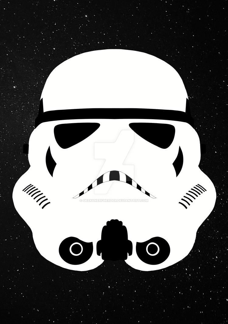 Classic Trooper by GeekyNerfherder