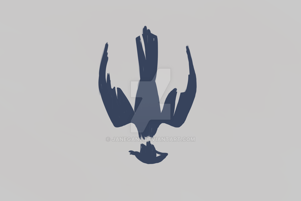Bird by JaneGane