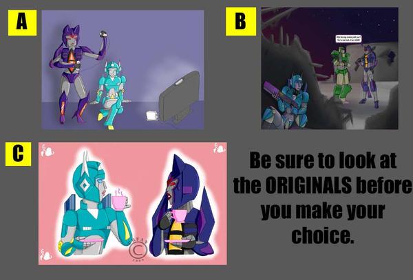 Mascot Contest 2 by fembotsunite