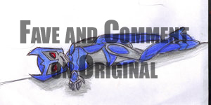 Talon Pin-up by Nieporte by fembotsunite