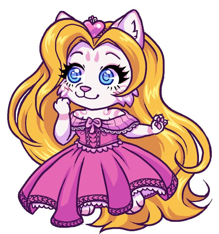 Princess Penny by Spashai