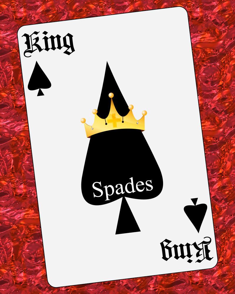 King of Spades by kazucowboy on DeviantArt