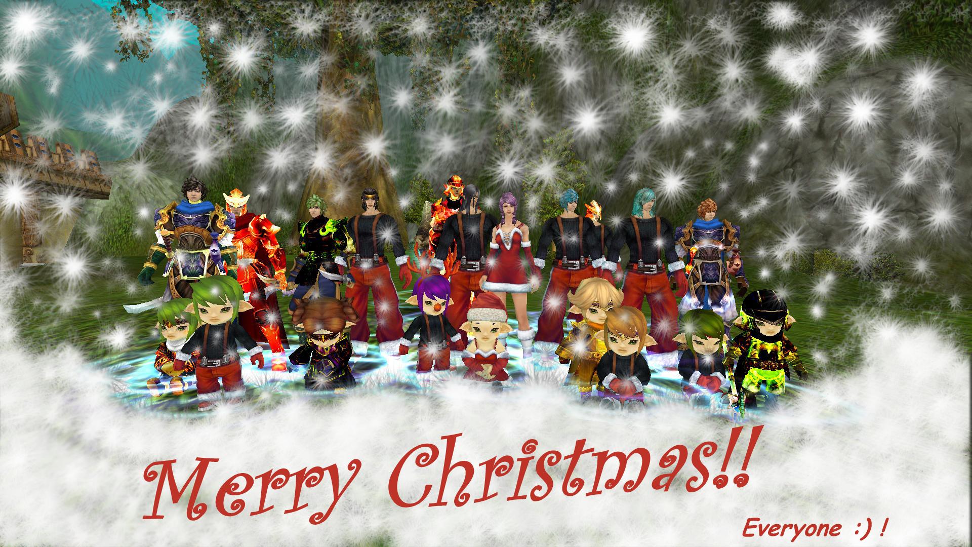 Merry Christmas by xMidziak