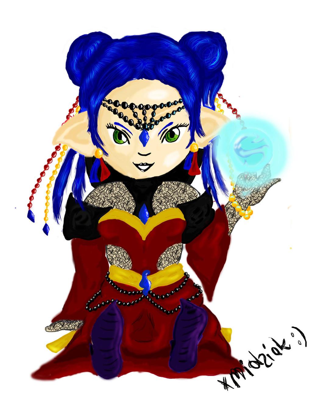 Empress Midd by xMidziak