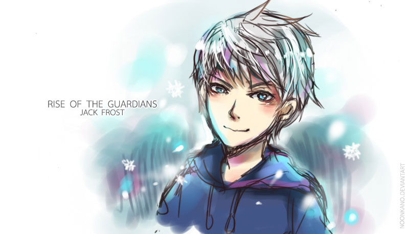 Jack Frost by noonkano
