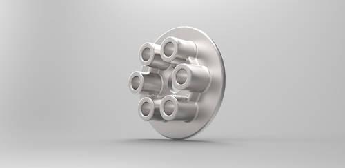 Pressure Plate Render by fuzzjp