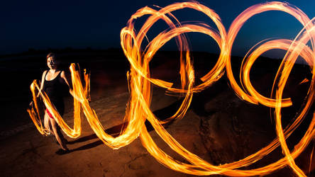 Arta Foc - magic and fire 003 by LordKhayyin