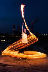 Arta Foc - magic and fire 005 by LordKhayyin