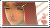 Kushina Uzamaki Stamp by MzzAzn