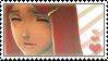 Kushina Uzamaki Stamp by MzzAzn