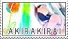 Akirakirai Support Stamp 3 by MzzAzn