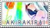 Akirakirai Support Stamp 3 by MzzAzn