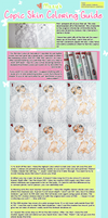 Tutorial: Copic Skin Coloring by MzzAzn