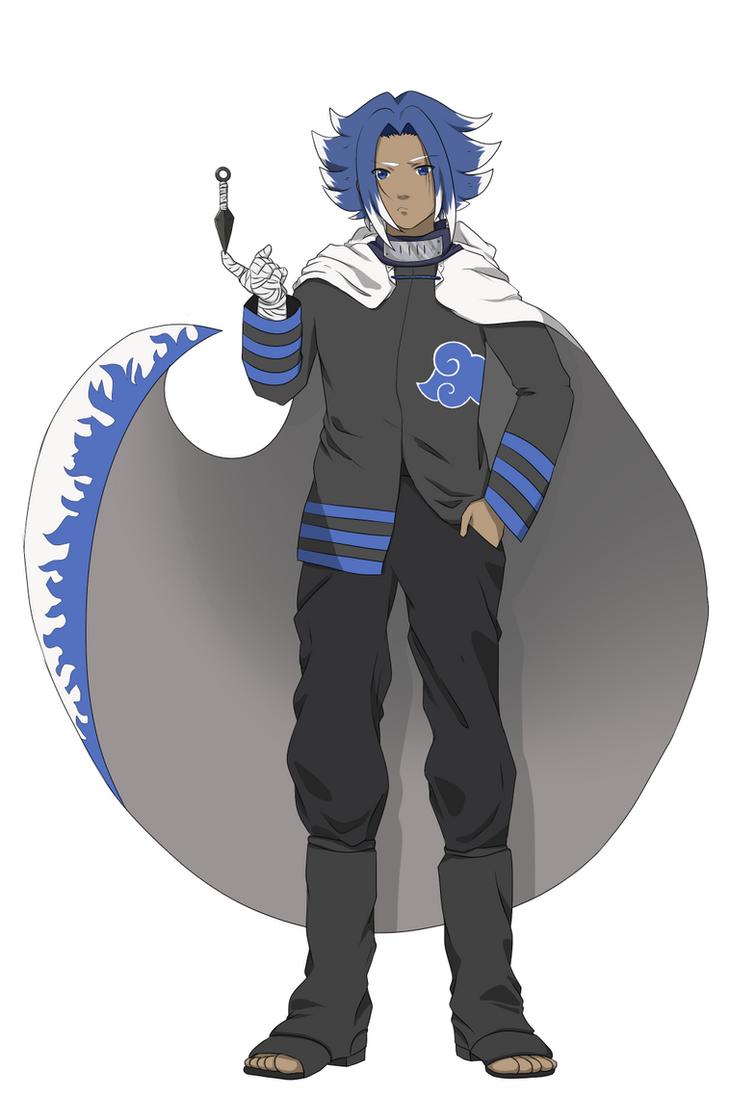 Naruto OC Comm 1 by MzzAzn