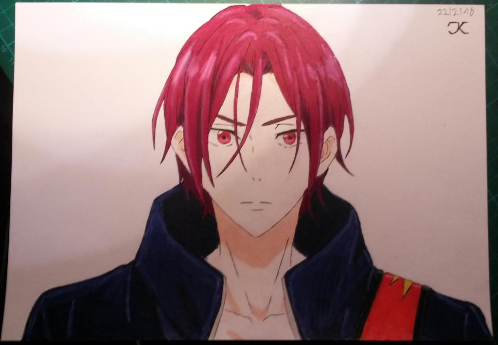 Rin Matsuoka Free Iwatobi Swim Club Updated By Raunagil On Deviantart Deviantart is the world's largest online social community for artists and art enthusiasts, allowing people to connect through the creation and sharing of art. rin matsuoka free iwatobi swim club