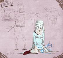 Khezu Girl[inspired by MonsterHunter]