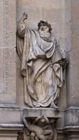 Granada Dom Statue