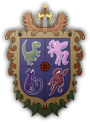 Coat of arms by WillyGalleta