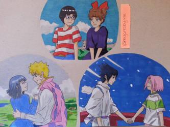 Naruto and Studio Ghibli