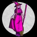 Witchy Princess Bubblegum