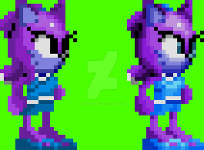 Which Swift sprite style? - You decide! by JoshuatheHedgefox
