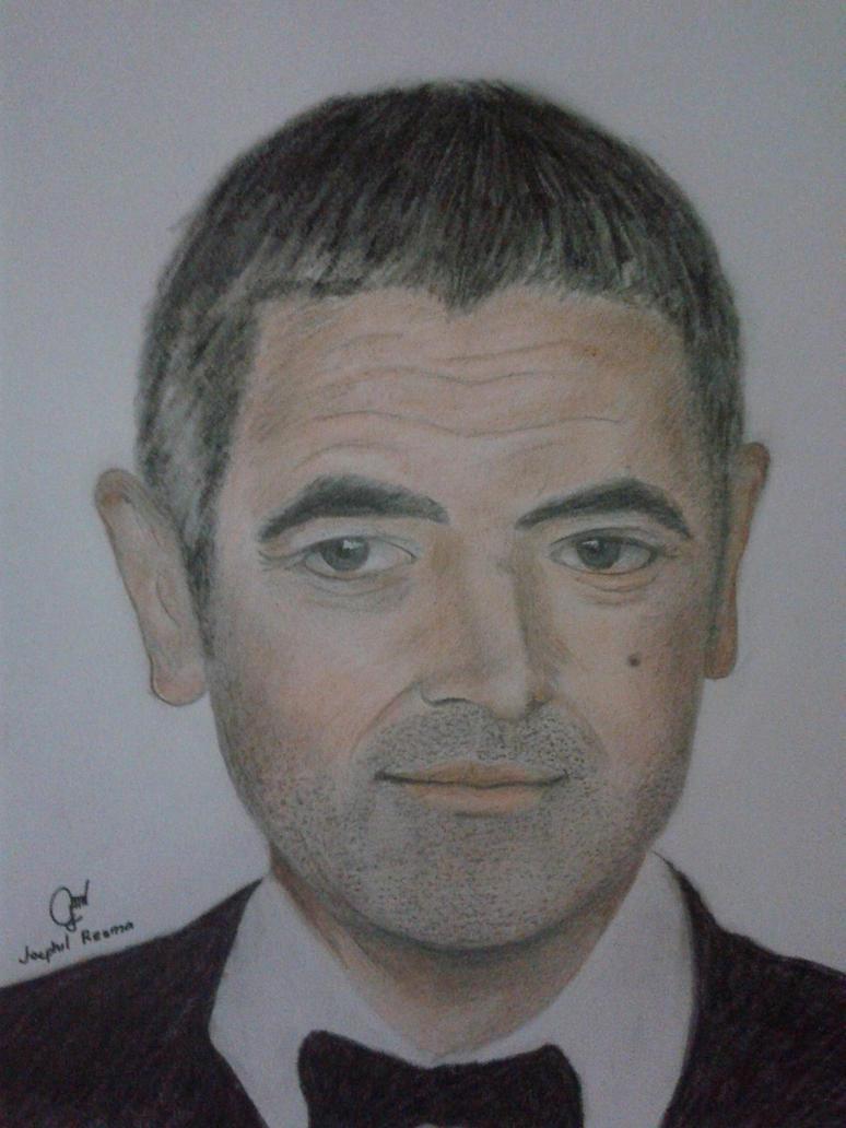 Rowan Atkinson by JoephilResma