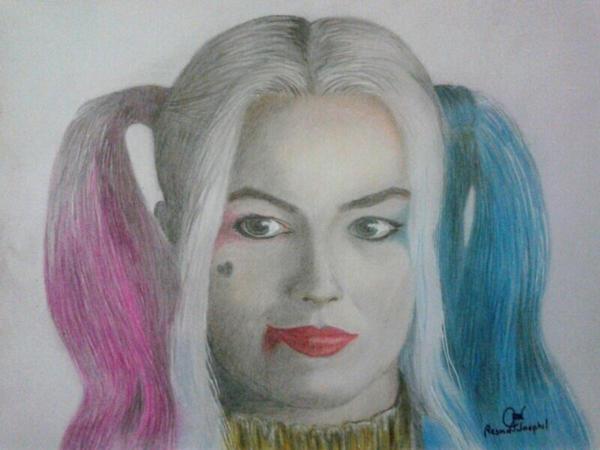 Harley Quinn by JoephilResma
