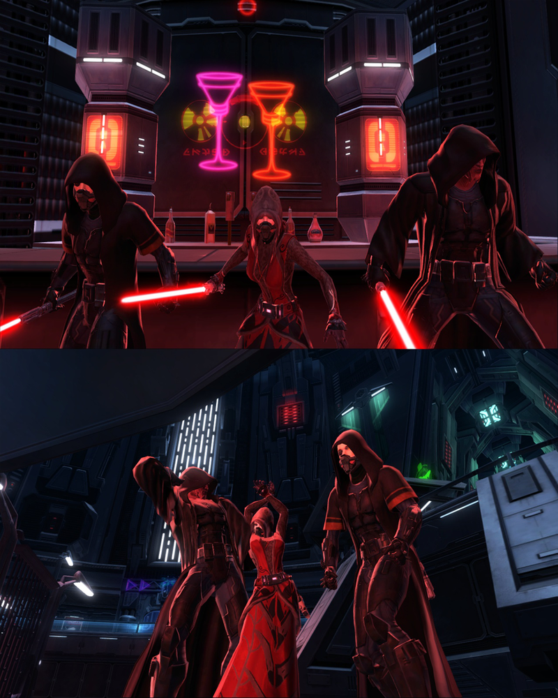 SWTOR - DAY 01 by OekakiTickles