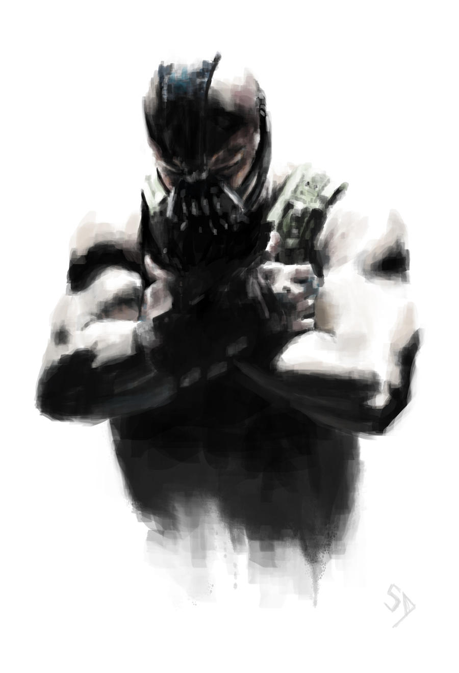 Gothams reckoning by sdewey7