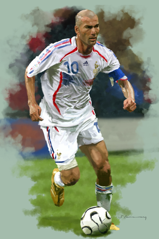 Zidane the Maestro by ...