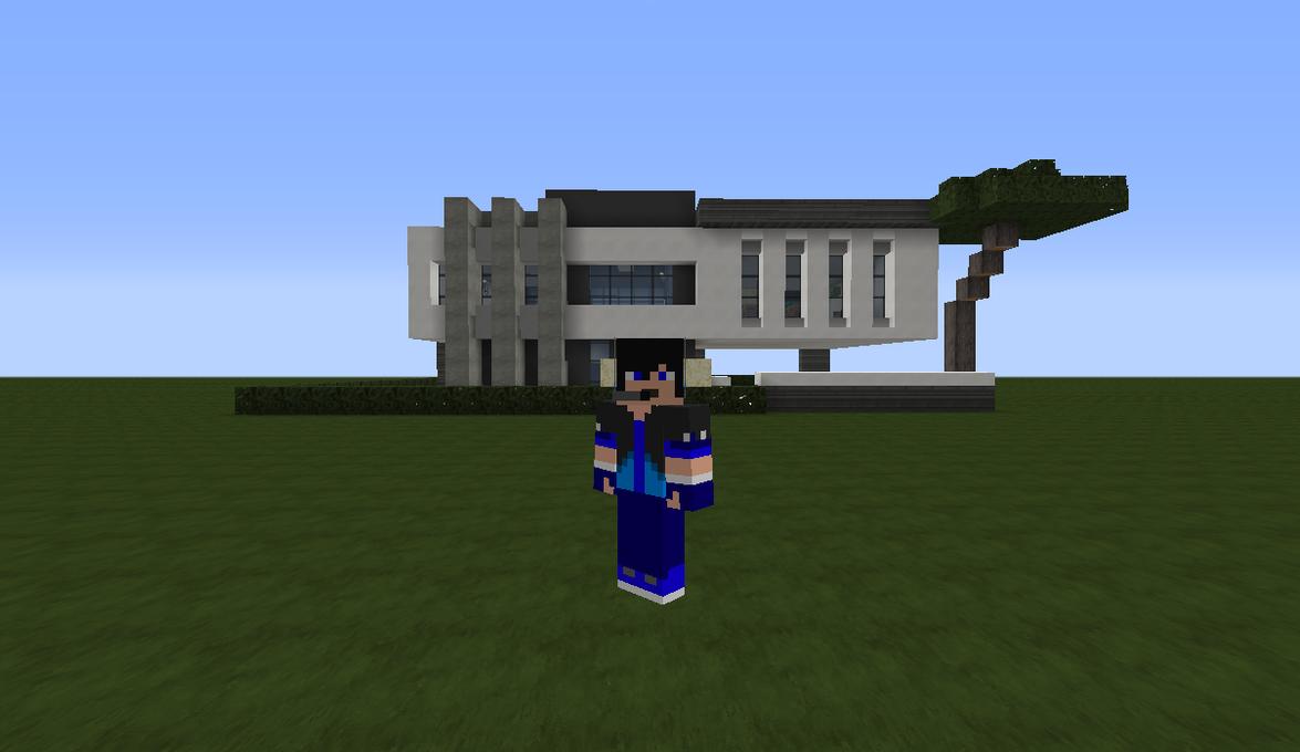 My modern house by spectrestrut27 on deviantart for My modern house